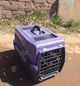 Чемодан для перевозки животных