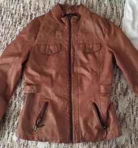 Новая кожаная куртка, o'stin