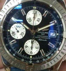 Breitling Chronomat Evolution Chronograph Pilot St