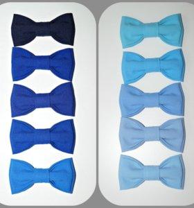Бабочки-галстук градиент