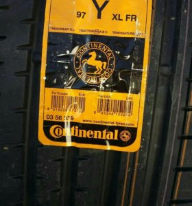 Continental ContiSportContact2