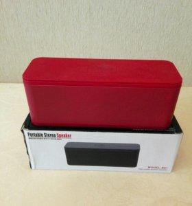Колонка портативная Bluetooth Music Box B 61