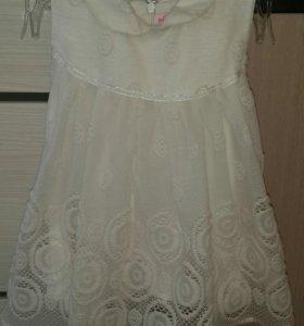 Платье на девочку 1.5-2 года