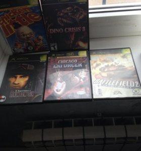Игры для Xbox original