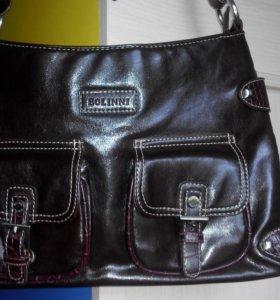 Кожаная сумка Bolinni