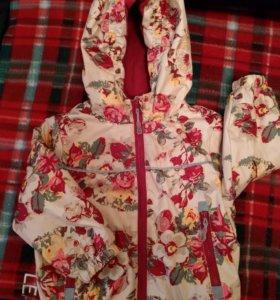 Куртка-ветровка Barkito для девочки