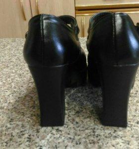 Туфли новые р.37
