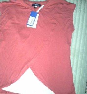 футболки для беременных и кормления 2в 1, новые