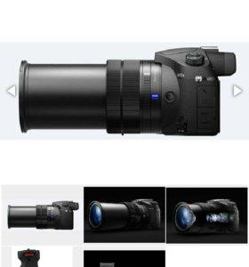 Фотоапарат SONY DSC-RX10M3