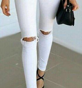 Новые джинсы, раз 36.