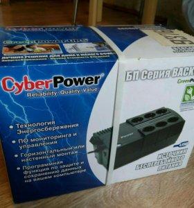 Источник бесперебойного питания CyberPower BS850E