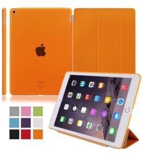 Смарт Ковер+бампер для iPad mini 2/3/4 orange
