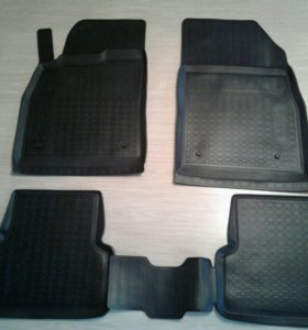 Коврики салона Opel Astra J