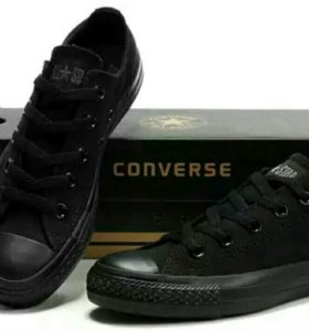 CONVERSE ALL STAR BLACK р-р 39, 40