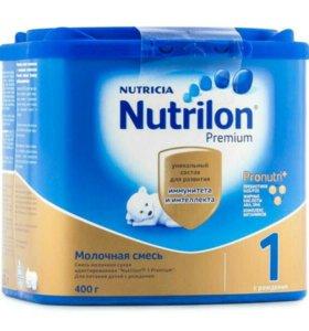 Продаю детскую смесь Nutrilon 6шт за одну 350руб