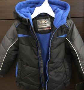 Зимняя куртка hawke&co