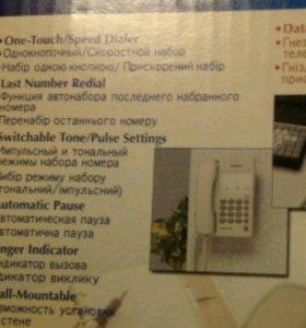 Новый Телефон проводной Panasonic