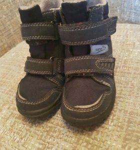 Ботинки superfit gore-tex осень-зима 22 размер