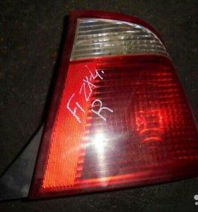 Форд Фокус 1 zx4 фонарь задний