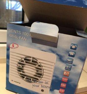Осевой бытовой вентилятор
