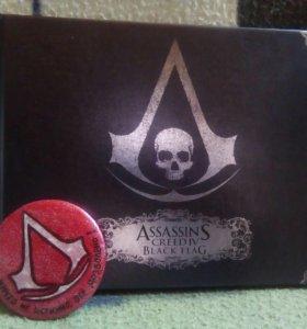 Арт-бук по игре Assassin's Creed. Black Flag