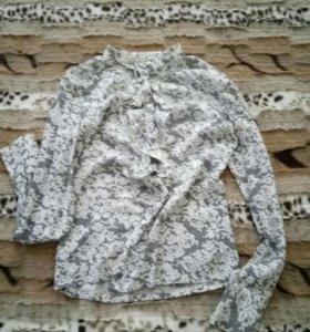 Рубашка женская ostin, insity