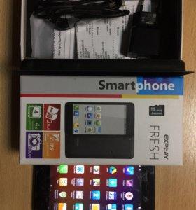 Смартфон/телефон 2 симки + micro sd 32gb