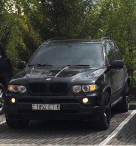 BMW X5 4.8 2004