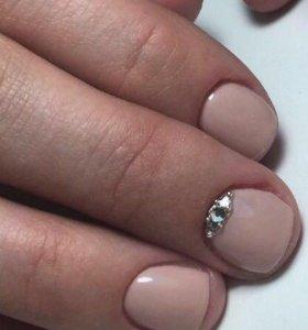 Покрытие ногтей гель - лаком