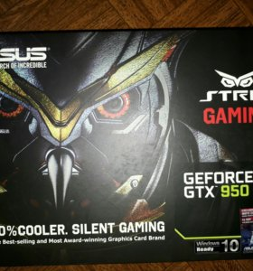 GeForce GTX 950 Видеокарта