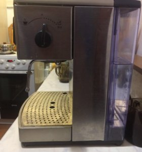 Кофемашина полуавтомат и кофемолка