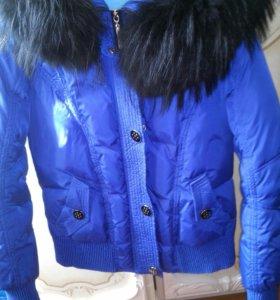 Куртка Lawine зима р.46