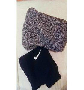 Кардиган и спортивные штаны Nike