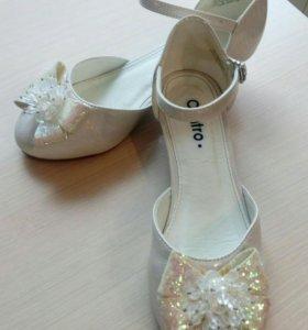 Туфли 31 р-р