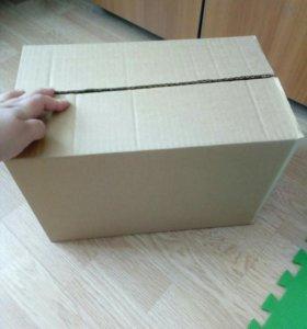 Картонные коробки для переезда,хранения,архивации