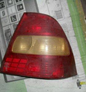Фара задняя правая Toyota Corolla