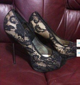 Продаю туфли(1 раз одеты)