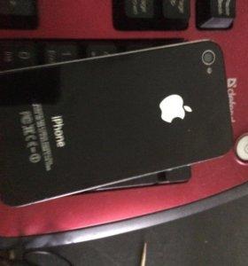 Продам или обменяю айфон 4 32г