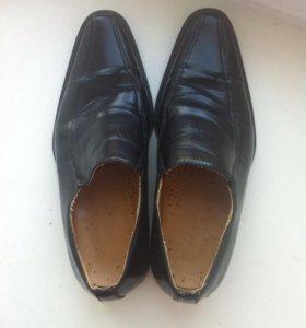 Мужские туфли 40