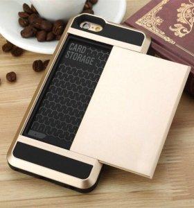 Чехол кредитка iPhone 5,5s
