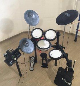Электронная барабанная установка Yamaha DTX 542 K