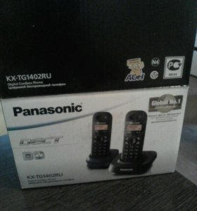 Домашний радио телефон
