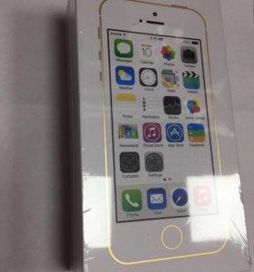 iPhone 5s 16 gb gold/золото
