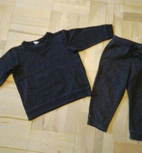 Свитшот и штаны h&m