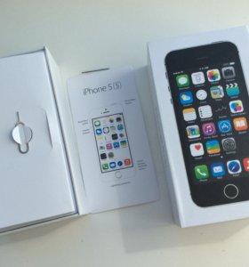 iPhone 5s, 32 Гб