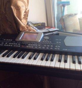 Профессиональный синтезатор
