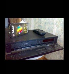 Раритет видеомагнитофон Panasonic