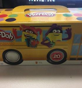 Набор пластилина Play-Doh