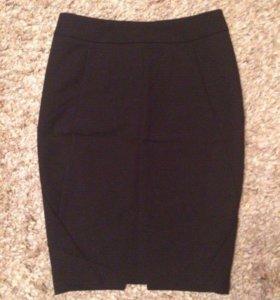 Новая юбка Страдивариус