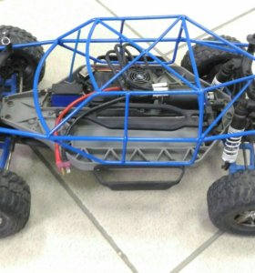 Traxxas Slash 4WD 1:10 радиоуправляемая машина